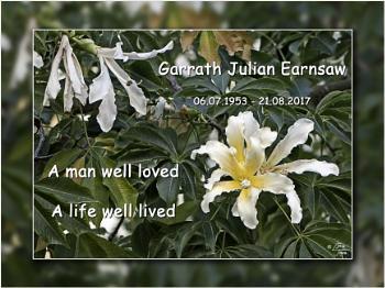 Remembering Garrath