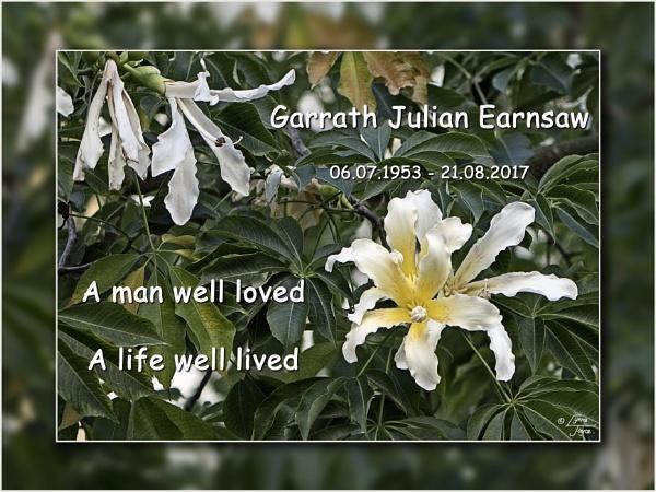 Remembering Garrath by LynneJoyce