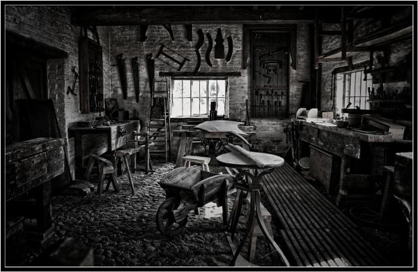 Carpenter\'s Workshop (6) by PhilT2
