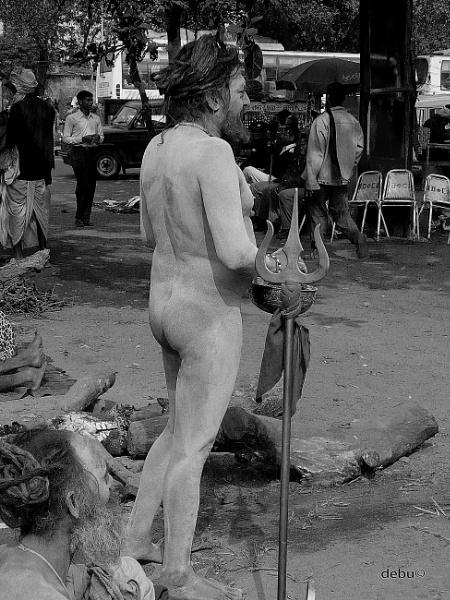 Body Language...The Yogis of India..2 by debu