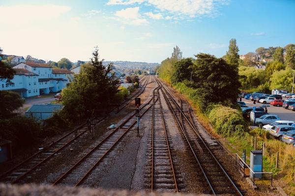 Railway to Infinite by touchingportraits