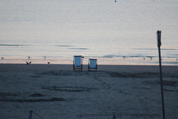 beach chair by IAN05