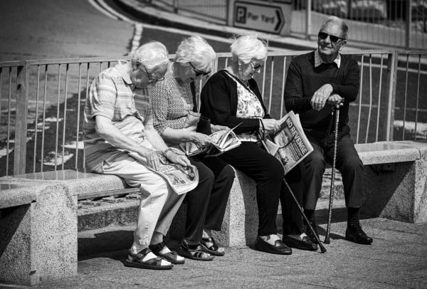 Newsreaders by Rod20