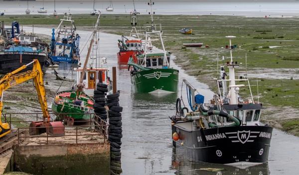 returning fleet by alanb