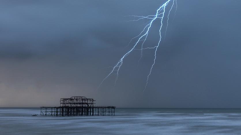 Brighton West Pier...
