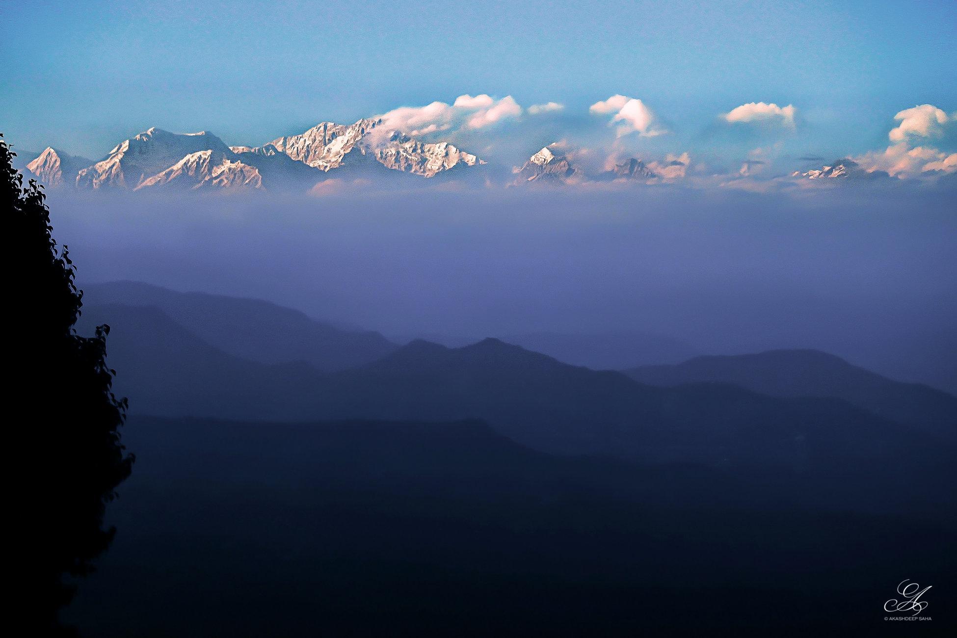 | The Kanchenjunga |