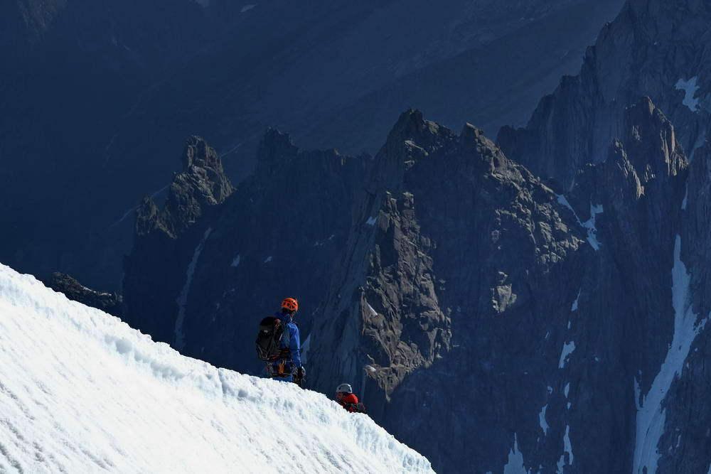 Alpes mountain
