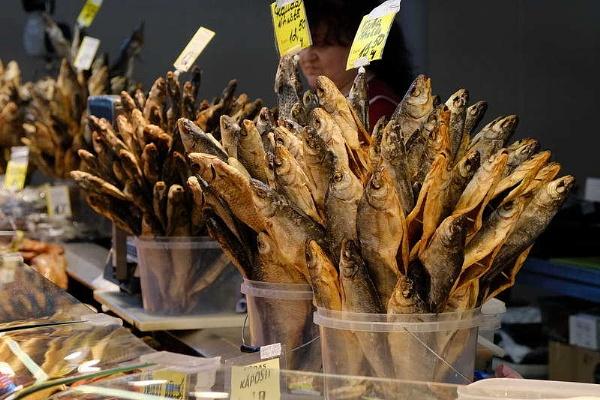 bunch of herring by jeakmalt
