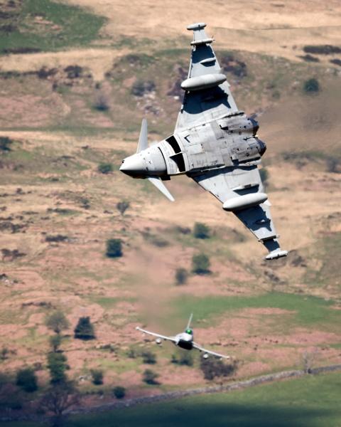 Eurofighter Typhoon by John_Wannop
