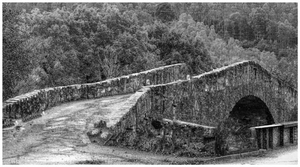 Tummel Bridge by mikecrowley