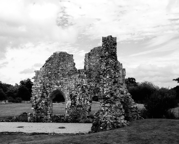 Bayham Abbey Ruins No2 by Aveeno