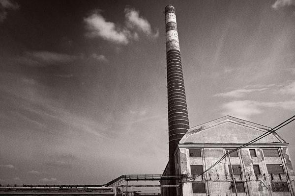 Old Zbrojovka factory 1 by konig