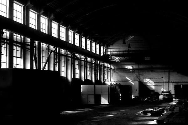 Old Zbrojovka factory 2 by konig