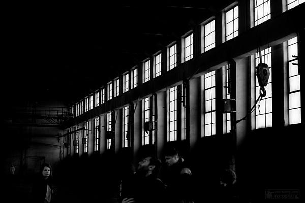 Old Zbrojovka factory 4 by konig