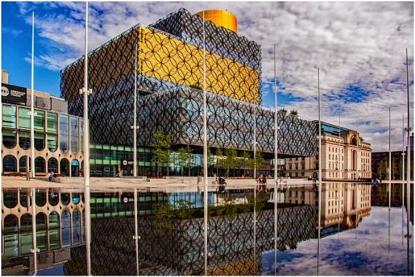 Birmingham Library by dven