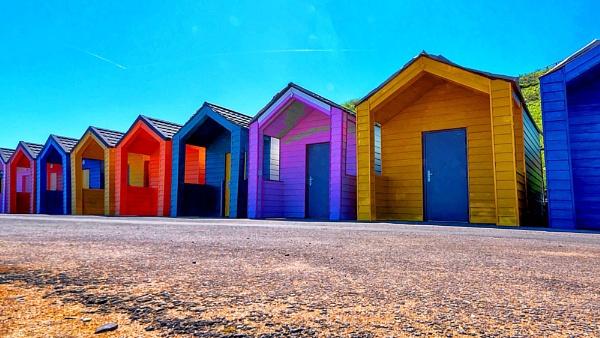 Multi-coloured by Bore07TM