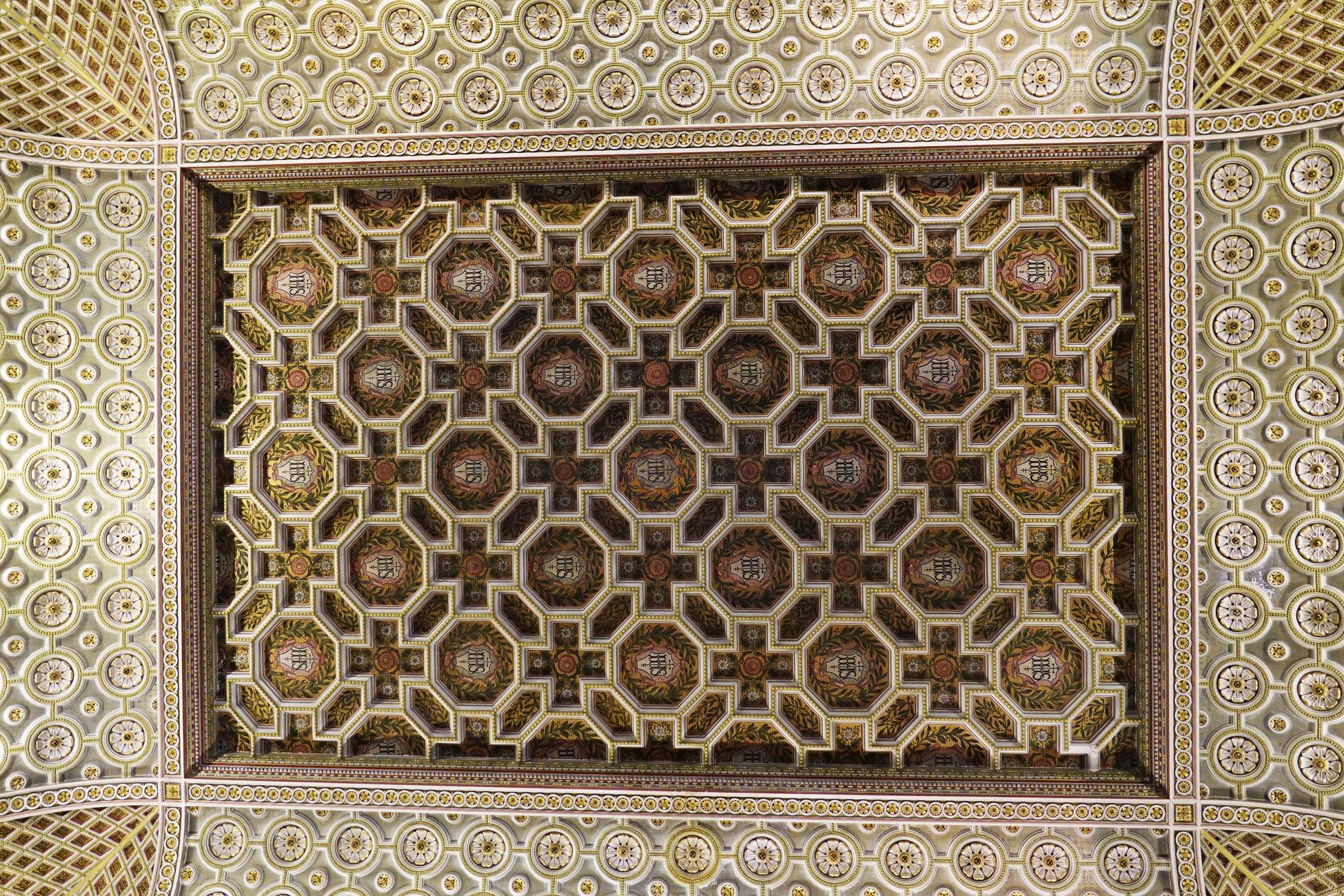 Chapel Ceiling Detail