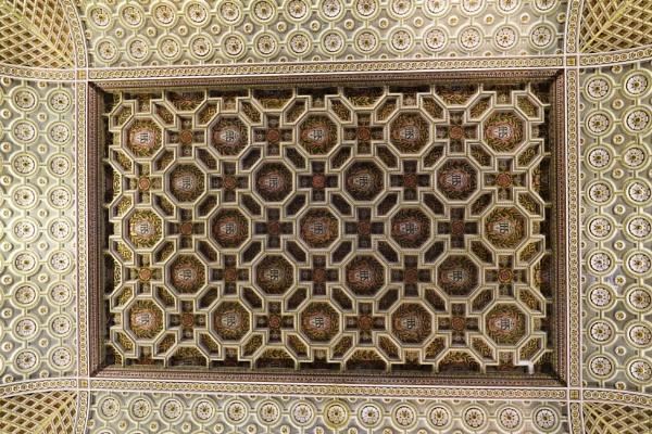 Chapel Ceiling Detail by johnwnjr