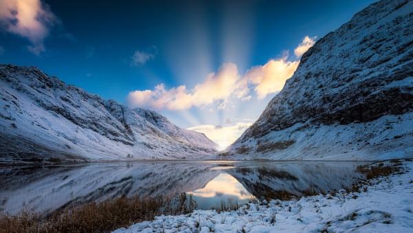 Glencoe Rising by douglasR