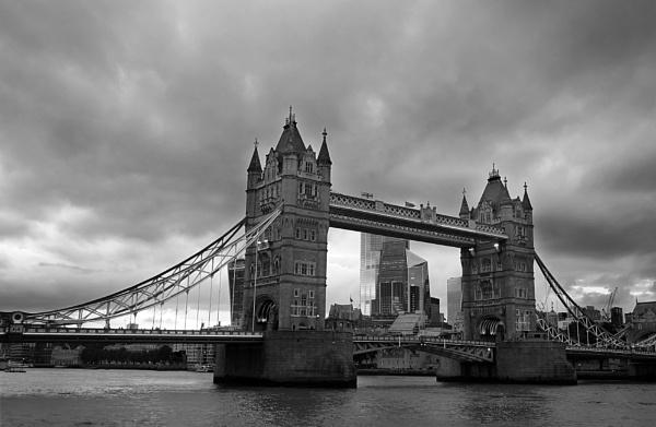Tower bridge by nmilyaev