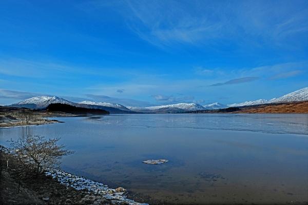 Loch Tulla. by fynephotography