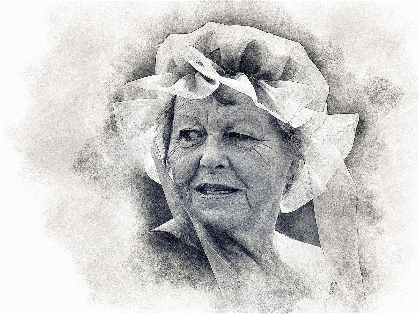 Maid's Portrait