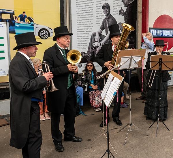 Victorian Underground Band by Carabosse