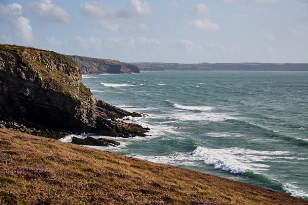 South Wales Coast by Meditator