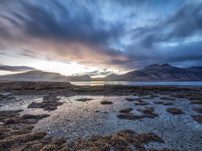 Dawn over Loch Na Keal