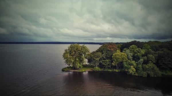 N.Ireland - Antrim - drone by atenytom
