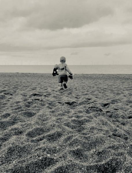 Adventure Beckons by RLF