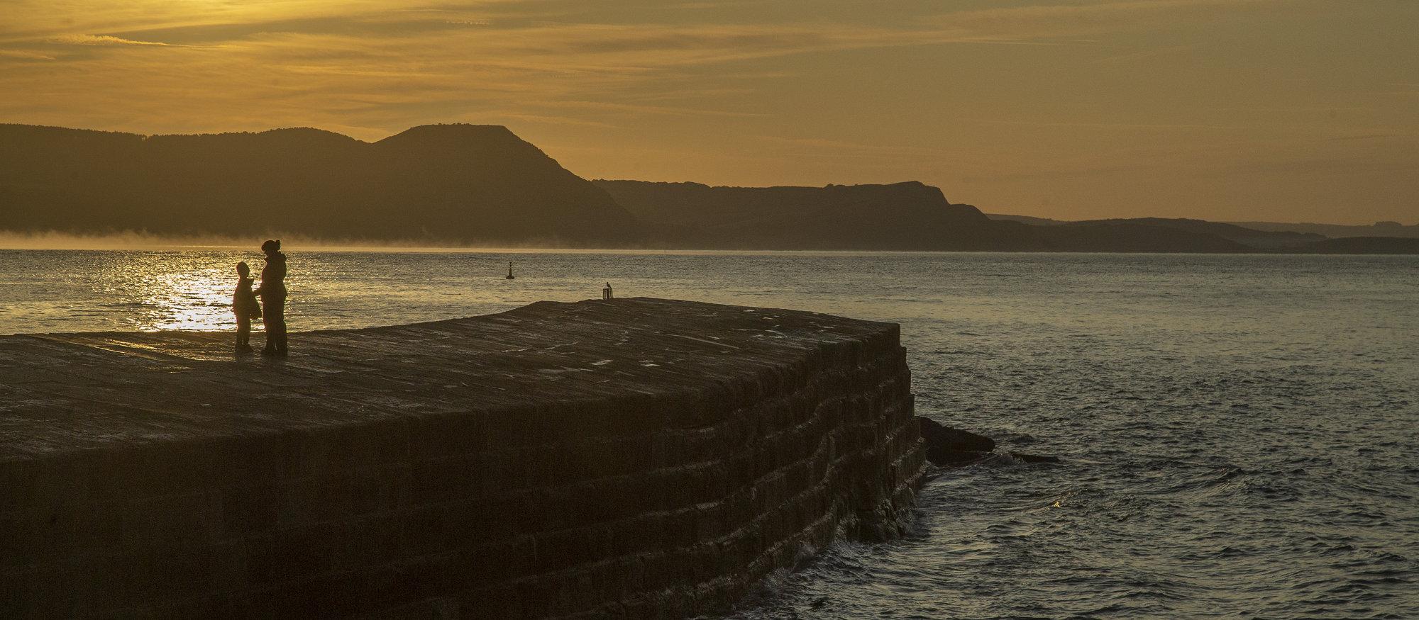 Dorset morning