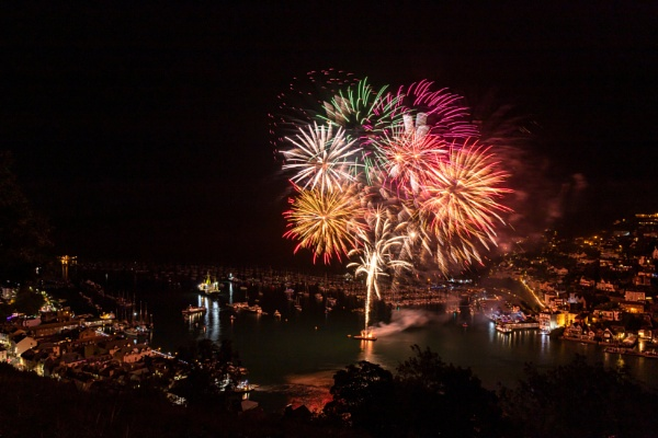 Dartmouth Royal Regatta 2019 by Arvorphoto