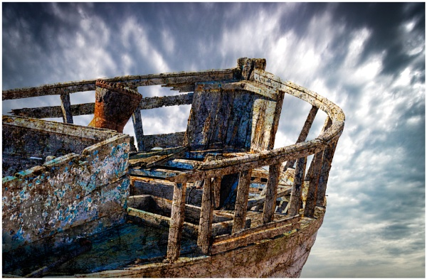 The Wreck by capto