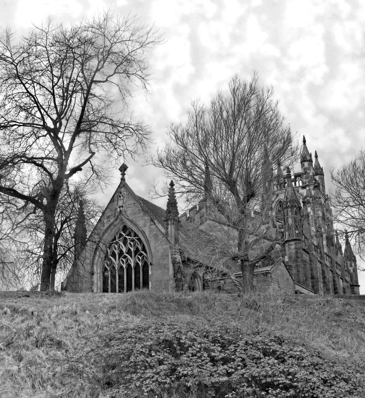 St. Mary's Church, Stockport.