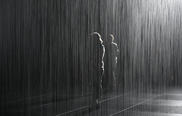 The Rain room by ColleenA
