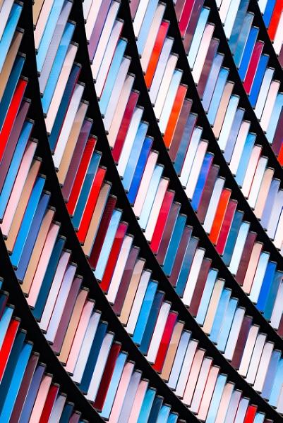 London colours...