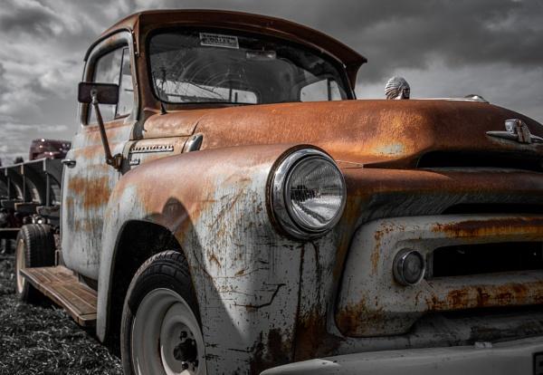 Rusty by Stevetheroofer