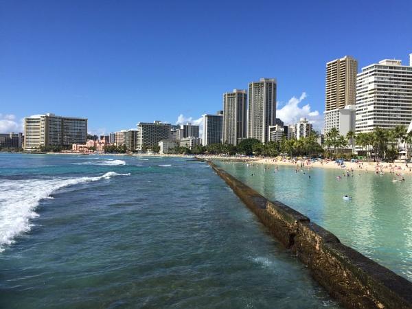 Waikiki Waterview (1) by Ninjacam
