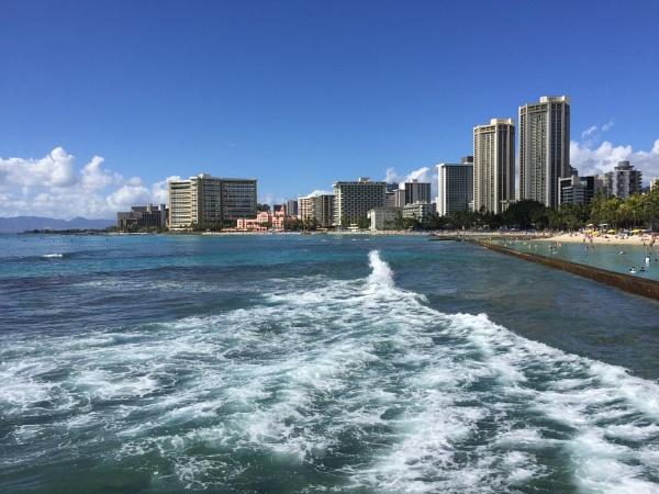 Waikiki Waterview (2) by Ninjacam