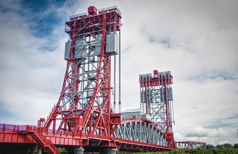 Newport Bridge - Middlesbrough v.2