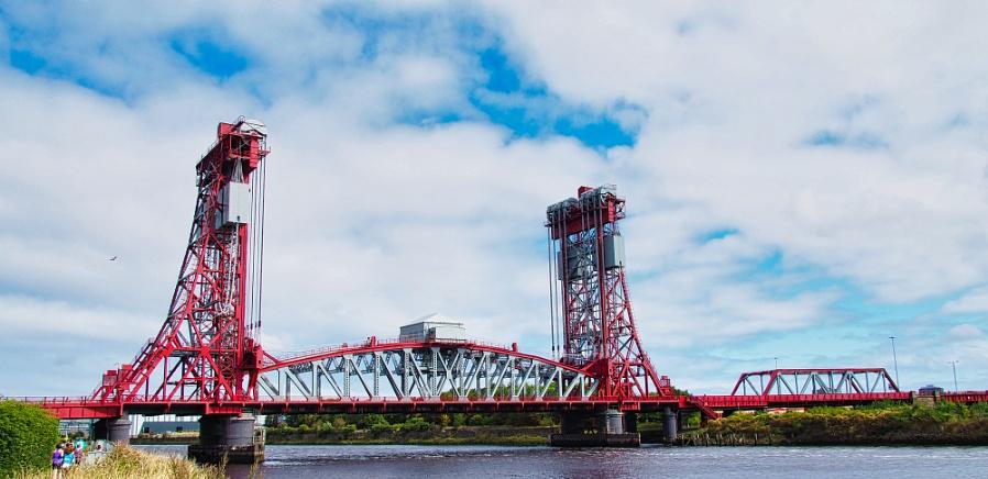 Newport Bridge - Middlesbrough