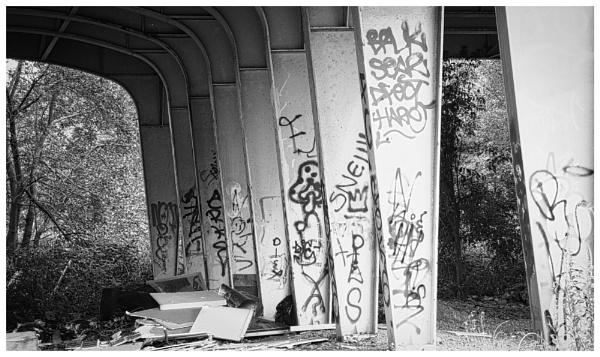 Graffiti by DaveRyder