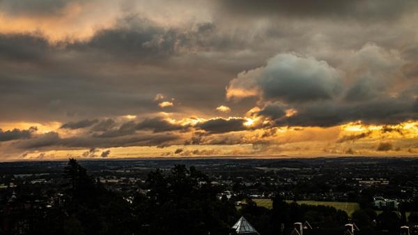 Worcestershire Skies by peterjay80