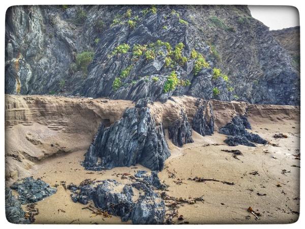Receding sands by Trish53