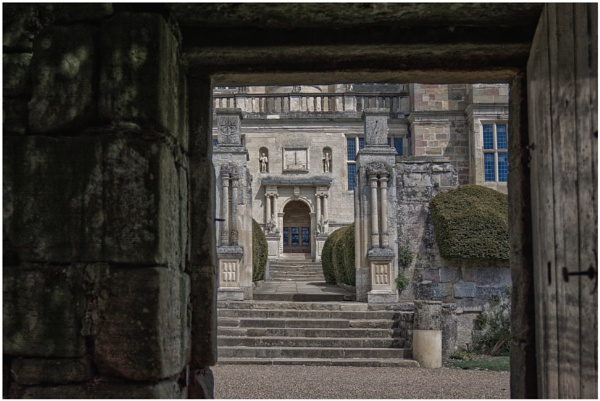 Fountains Hall by BigAlKabMan