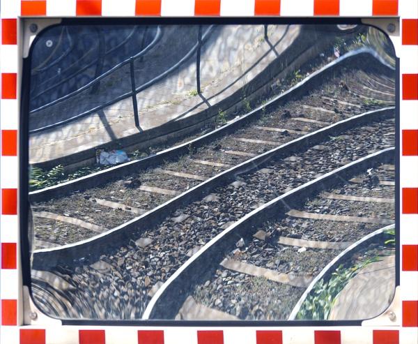 Tram Tracks by FotoDen