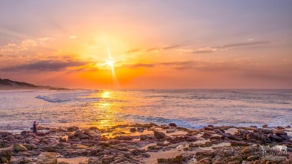sunrise fisherman by Nobby31