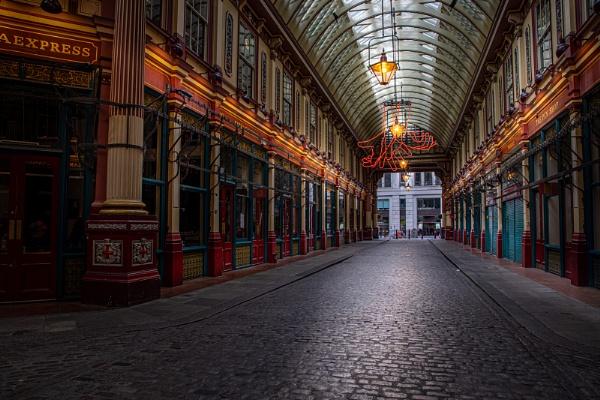 London\'s Leadenhall by TreefrogPhotography