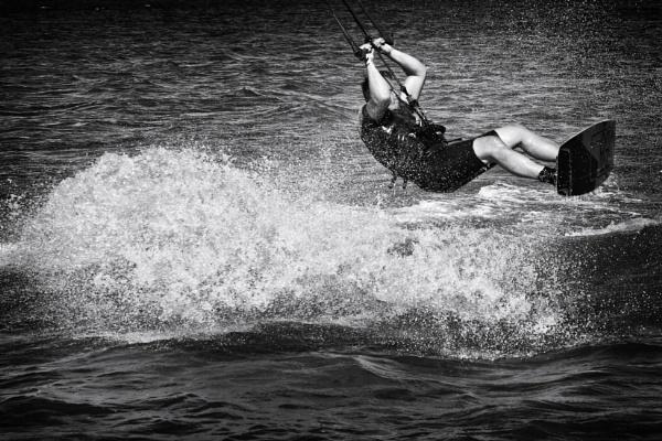 Water fun by Saastad
